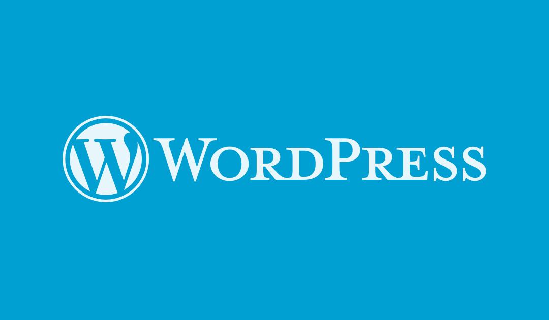 WordPress CMS, waarom?